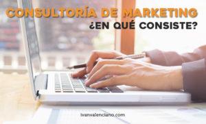 Consultoria de marketing que es