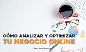 como analizar y optimizar tu negocio online