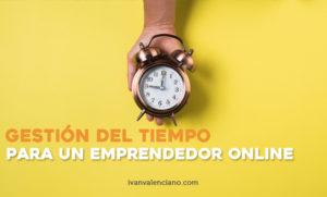 Gestion del tiempo emprendedor online