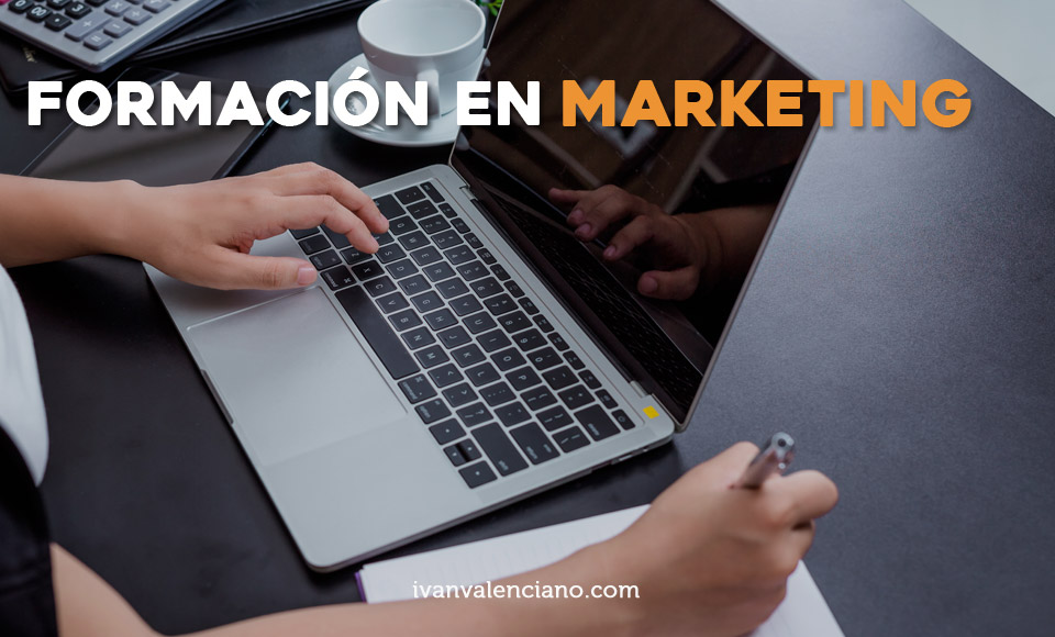 Qué formación en marketing para particulares te interesa