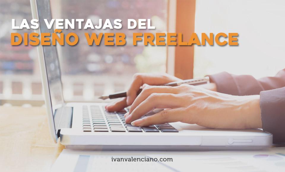 Las ventajas del diseño web freelance